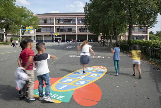 Le projet de rénovation urbaine du quartier Monplaisir s'appuie sur une ambition forte de réussite éducative.