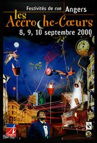 Affiche des Accroche-coeurs 2000