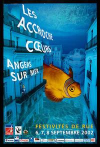 Affiche des Accroche-coeurs 2002