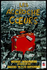 Affiche des Accroche-coeurs 2004