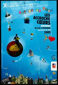 Affiche des Accroche-coeurs 2005