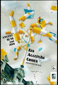 Affiche des Accroche-coeurs 2008