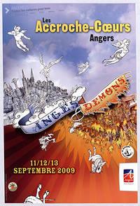 Affiche des Accroche-coeurs 2009