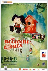 Affiche des Accroche-coeurs 2011