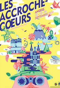Affiche des Accroche-coeurs 2014