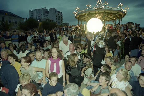 Photo des Accroche-coeurs, édition 1999