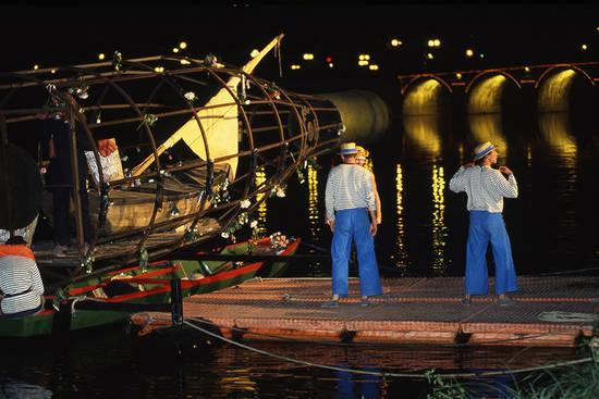 Photo des Accroche-coeurs, édition 20022