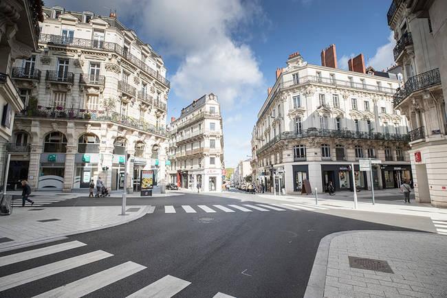Photo du carrefour Rameau