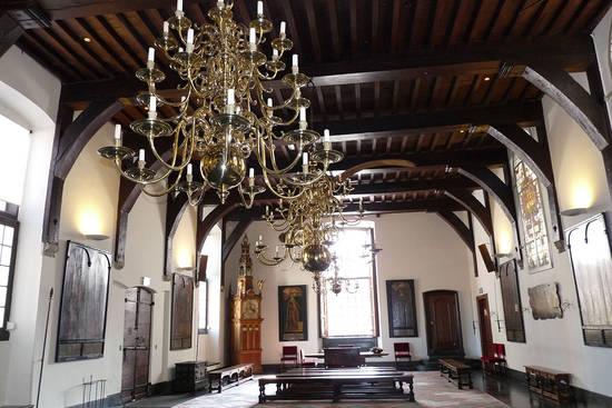 """Vue d""""Haarlem, ville jumelle d'Angers aux Pays Bas"""