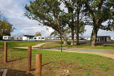 Deux nouveaux terrains d'accueil ouverts aux gens du voyage