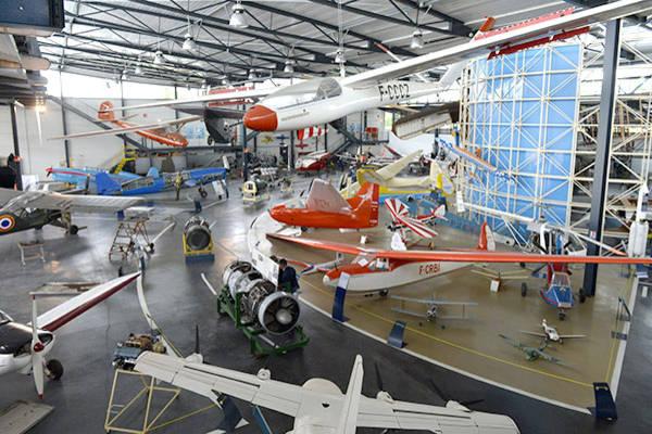 Angers Loire Métropole soutient la modernisation du musée Espace Air Passion