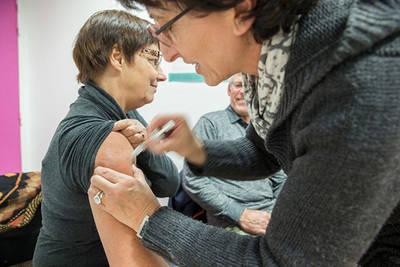 """Permanences """"vaccination"""" organisées par la Ville"""