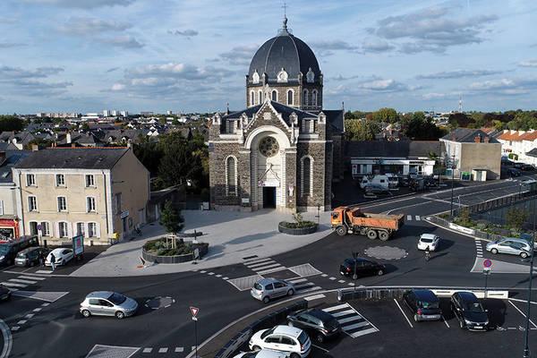 Photo de la place Saint-Léonard