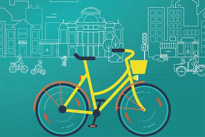 25 actions pour plus de vélos à Angers