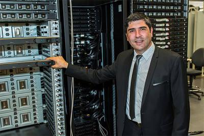 Le Groupe Atos construit à Angers son centre d'essai de supercalculateurs