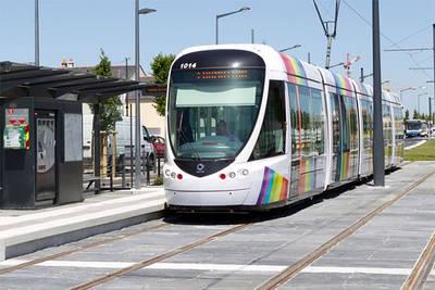Tramway: les nouvelles stations ont désormais un nom