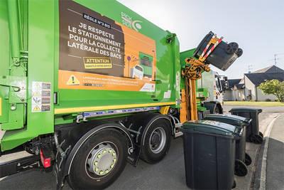 Maintien du rythme de collecte des déchets jusqu'au 30 août