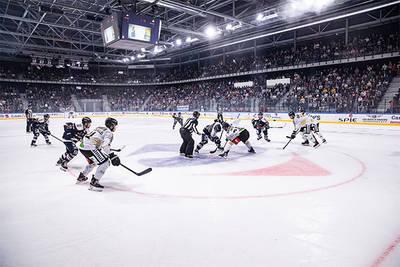 Angers Iceparc: les photos du week-end d'ouverture