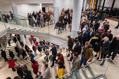 Plus de 20 000 Angevins ont découvert le centre de congrès Jean-Monnier