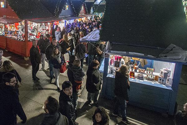 Le marché de Noël n'aura pas lieu à Angers