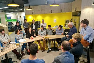 Un Village pour accompagner le développement des start-up