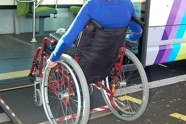 Accessibilité dans les déplacements