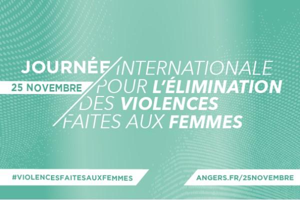 25 novembre: Journée internationale pour l'élimination des violences faites aux femmes