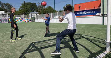 Image Le sport en liberté avec AngerStadium