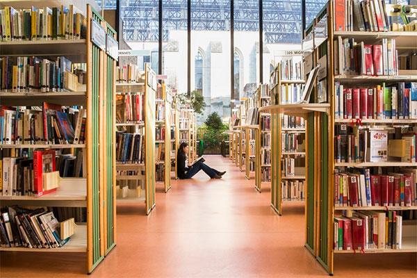 Les bibliothèques arrivent dans l'appli Vivre à Angers