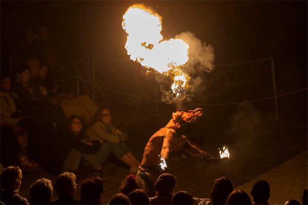 Arts de la rue - arts du cirque