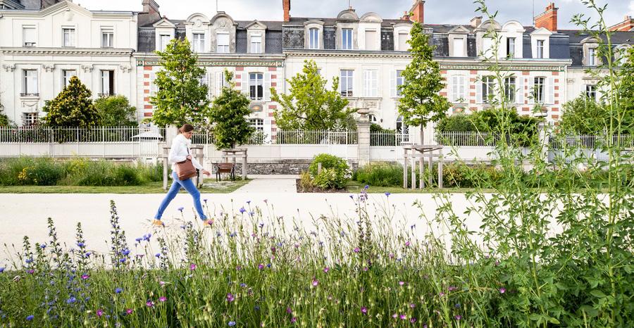 Photo de l'avenue Jeanne-d'Arc