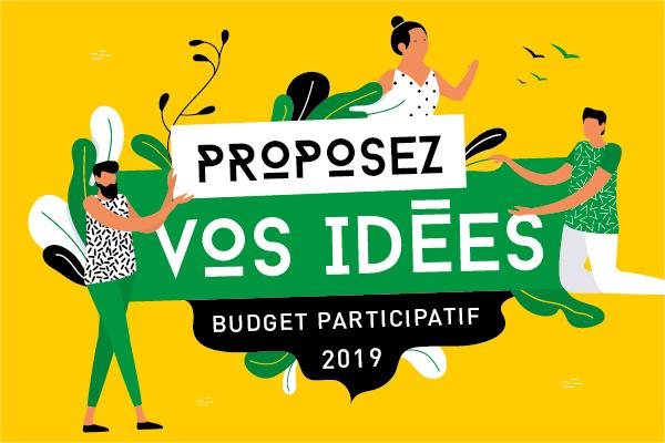 Budget participatif 2019: l'appel à idées est lancé