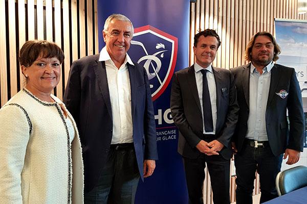 Angers Iceparc va accueillir un championnat du monde de hockey féminin