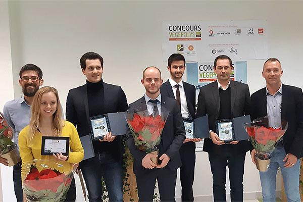 Concours Végépolys: deux start-up angevines lauréates