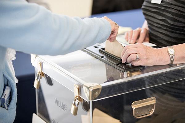 Quelles démarches pour voter en mars?