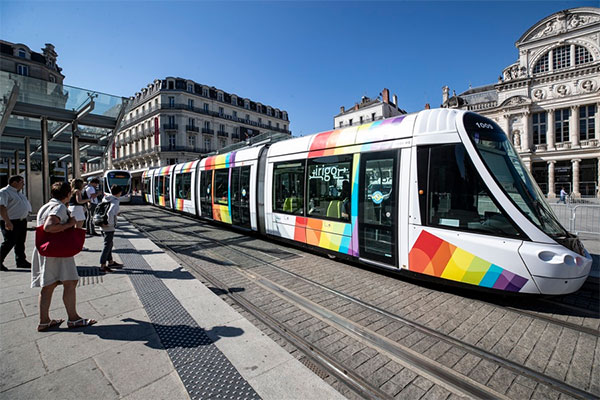 Le tramway a transporté 10 millions de voyageurs en 2018, un record