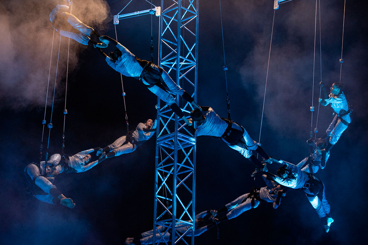Les Accroche-coeurs, spectacle Latalaya.