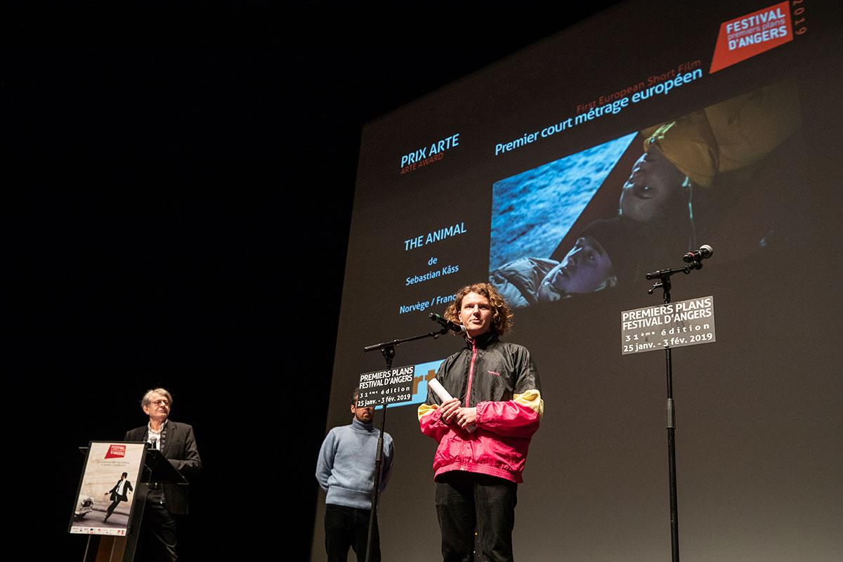 Prix Arte, courts-métrages européens: The Animal, de Sebastian Kass.