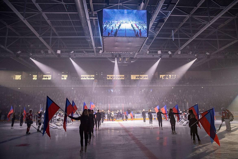 Inauguration Angers Iceparc