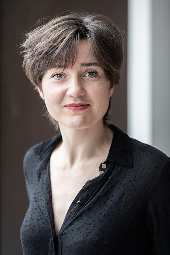 """Membre du jury, l'actrice Nina Meurisse a interprété la photojournaliste angevine Camille Lepage dans le biopic """"Camille"""", de Boris Lojkine."""