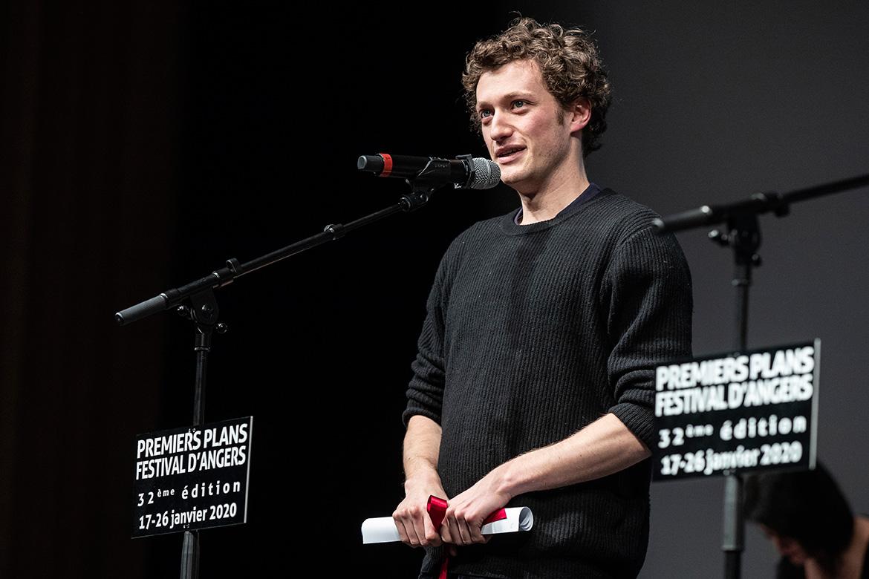 """Roman Kané, réalisateur de """"Extérieur crépuscule""""."""