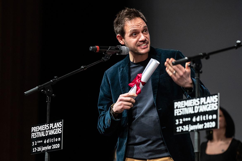 "Filippo Meneghetti, réalisateur de ""Deux""."
