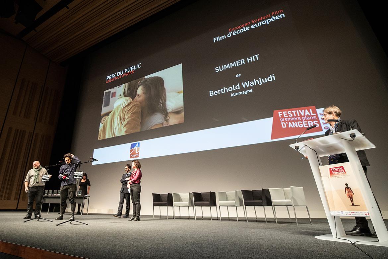 """Prix du public - Film d'école européen: """"Summer Hit"""", de Berthold Wahjudi."""