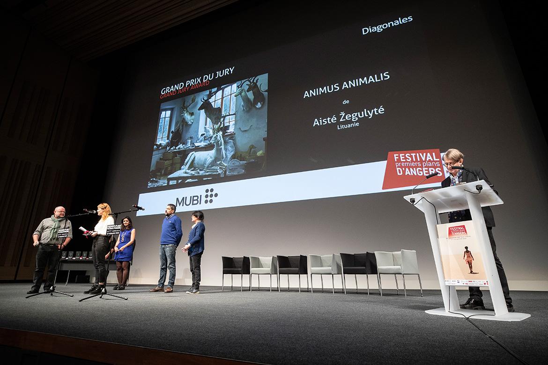 """Grand prix du jury - Diagonales: """"Animus Animalis"""", d'Aisté Zegulyté."""