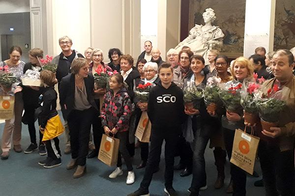 Fleurissons Angers, un concours pour embellir la ville