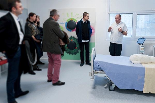 Allegro, le premier Living Lab gériatrique