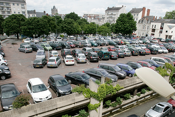 Le parking Marengo moins cher le week-end