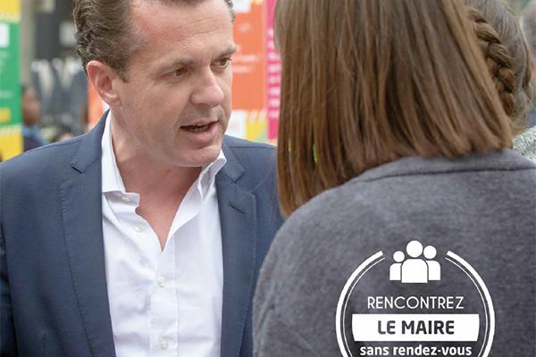Permanence du maire le 19 septembre à Monplaisir