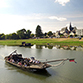 Embarquement sur les navettes fluviales à partir du 11 juillet