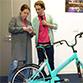 Angers teste les vélos connectés Pony Bikes